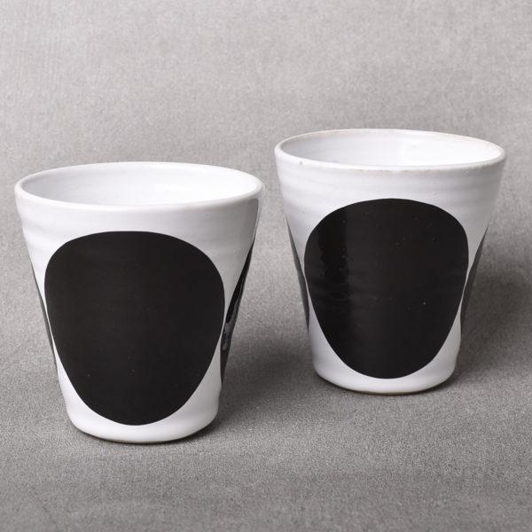 Kopp Tinna mugg kaffe espresso Camilla Engdahl